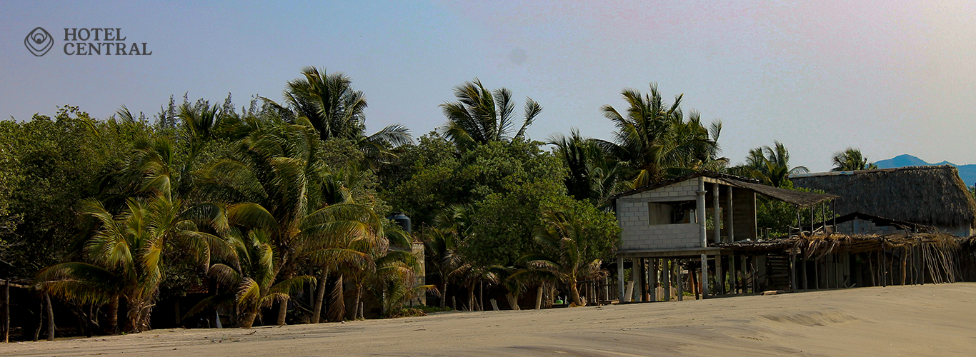 playas virgenes Oaxaca