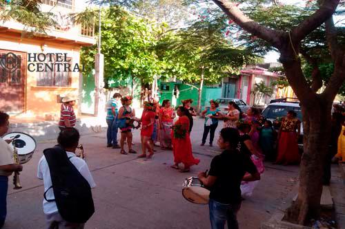 tradiciones juchitán